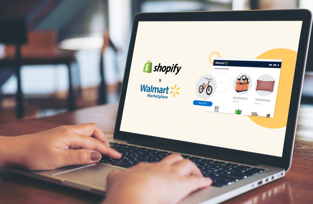 Walmart partners with Shopify to expand its online marketplace 2020