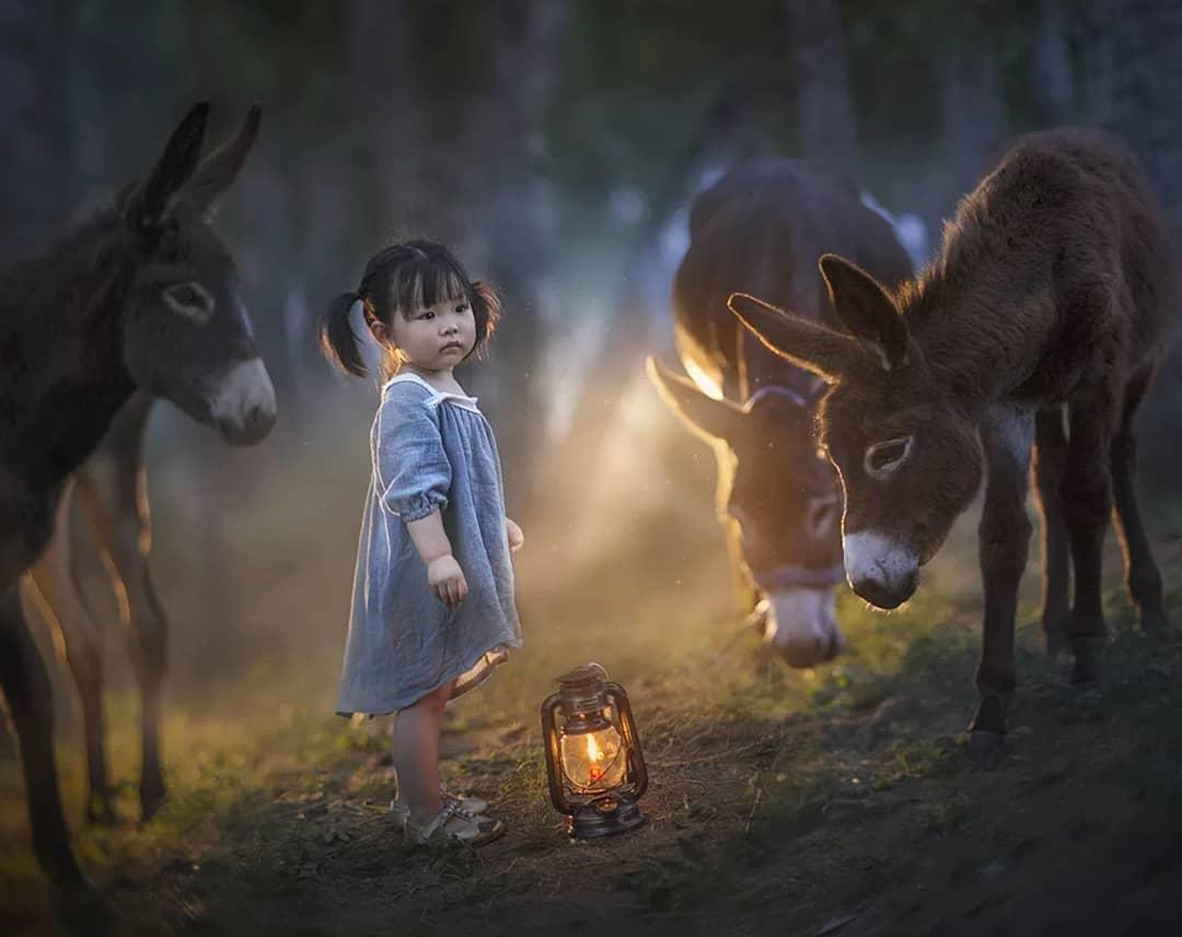 Самые лучшие российские детские фотографы в инстаграме