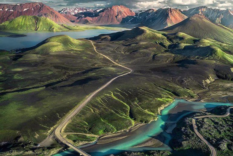 лучшие инстаграм страницы об исландии 2019 вдохновляющие волшебные невероятные