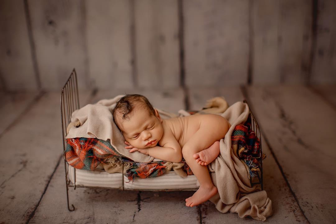 Лучшие фотографы новорождённых в Инстаграме - Хайпграм