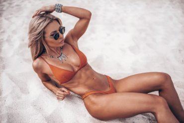 фитоняшки лучшие фитнес девушки блоги инстаграм страница мотивирующая усманова катя 2019 красивые девушки стройные фото