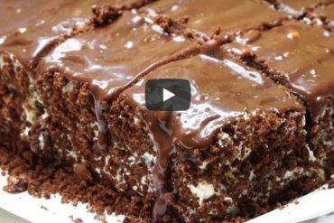 рецепт Вкуснейший домашний торт, который не нуждается в пропитке со сгущенкой кремом сливки 2019 смотреть youtube