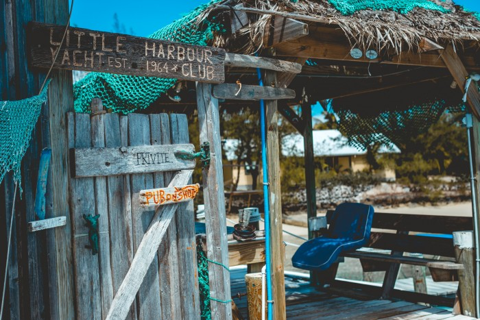Little Harbour: The Perfect Safe Haven abaco bahamas 2018