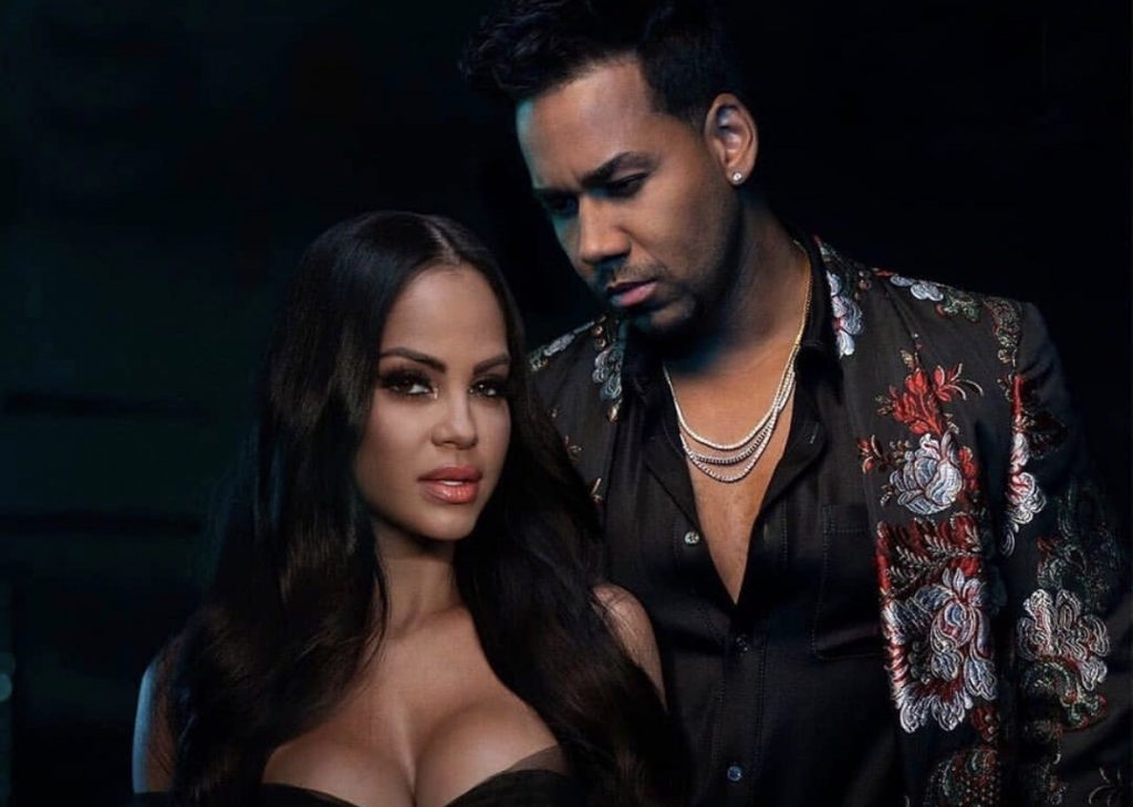 Natti Natasha ft Romeo Santos lyrics new song and video clip hype from Dominican pop popular singers celebrities instagram youtube clip pina records bachata hype gram 2019